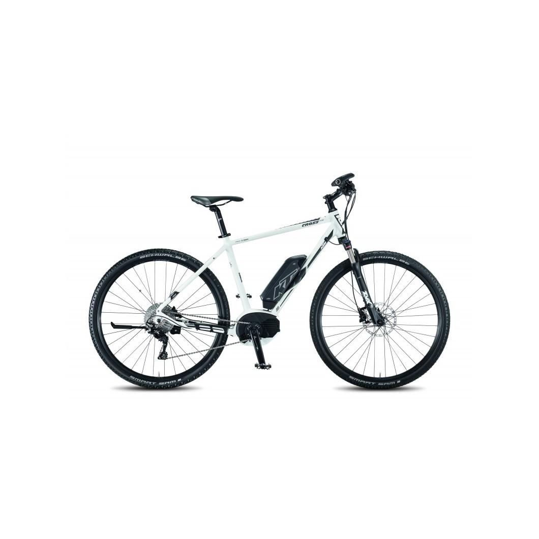 Vélo électrique KTM MACINA CROSS 10 CX5 2017