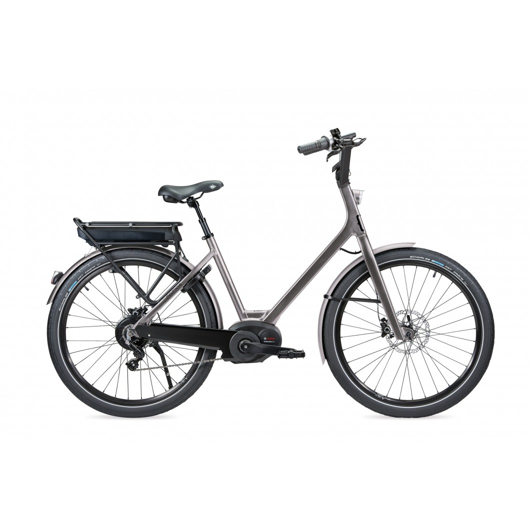 Vélo électrique Moustache lundi 26 NuVinci 2017