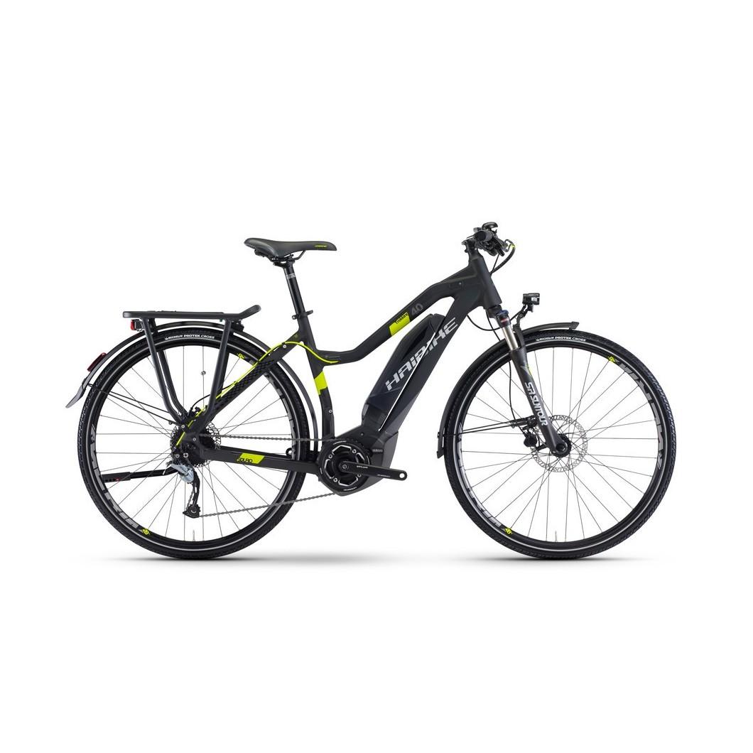 Vélo électrique HAIBIKE SDURO Trekking 4.0 2017