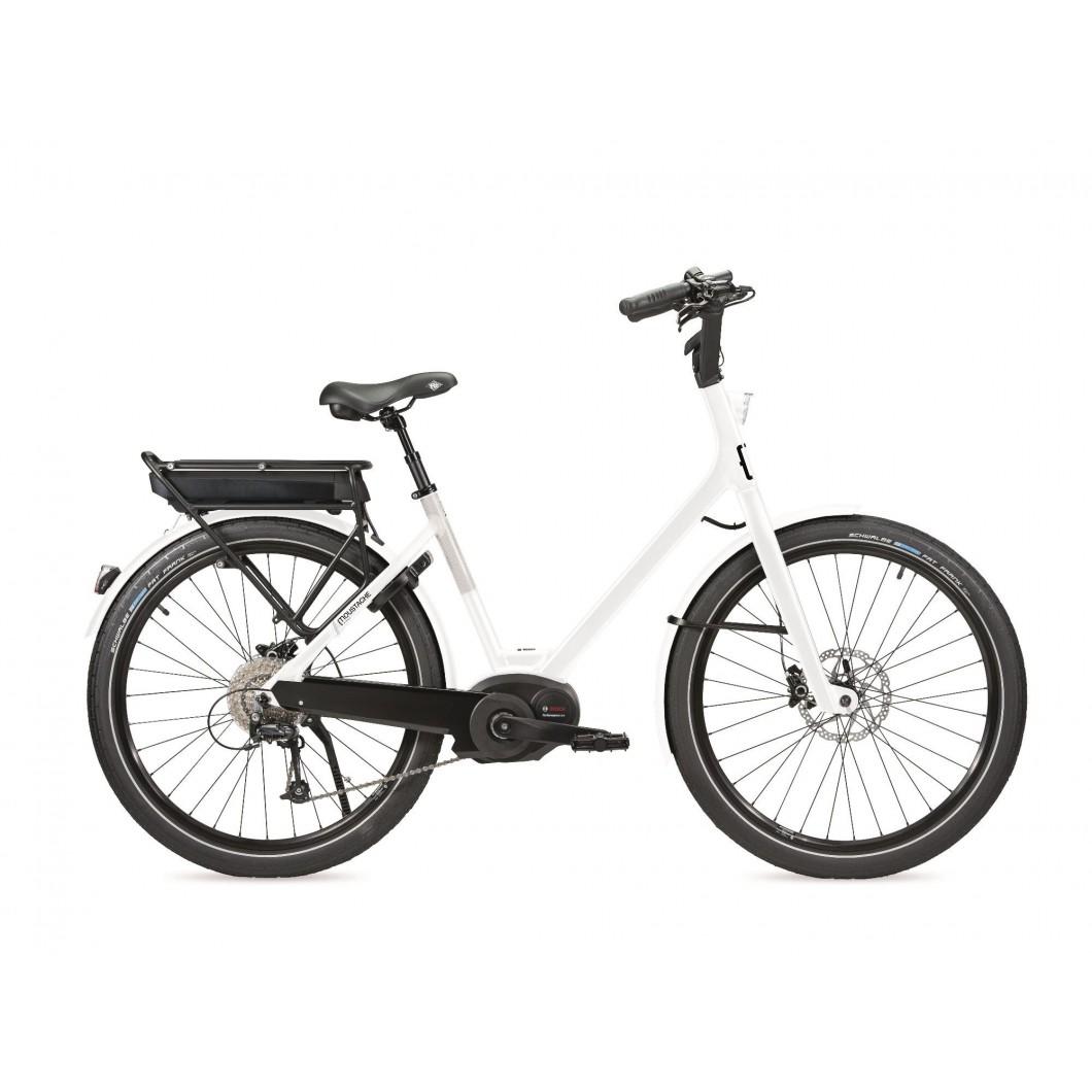 Vélo électrique Moustache Lundi 26.1 2018