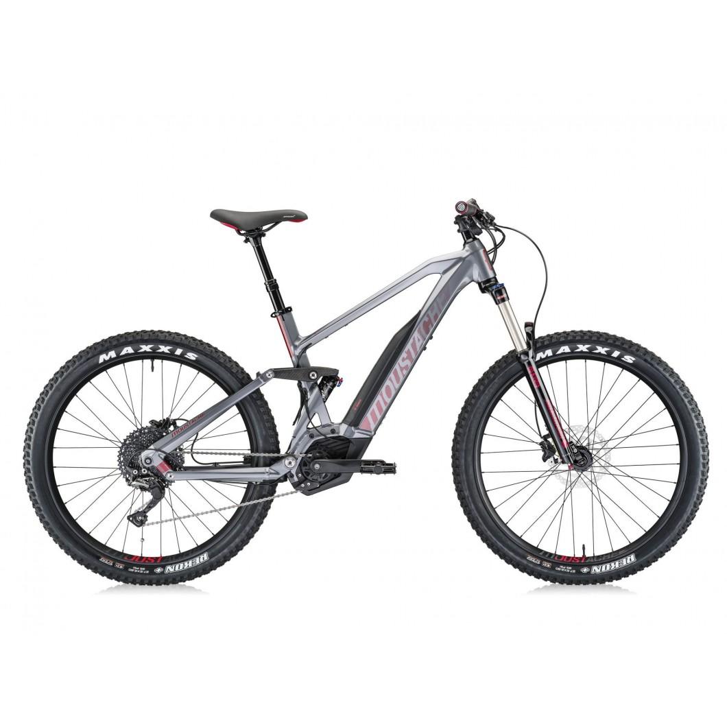 Vélo electrique Moustache Samedi 27 Trail 4 W 2018