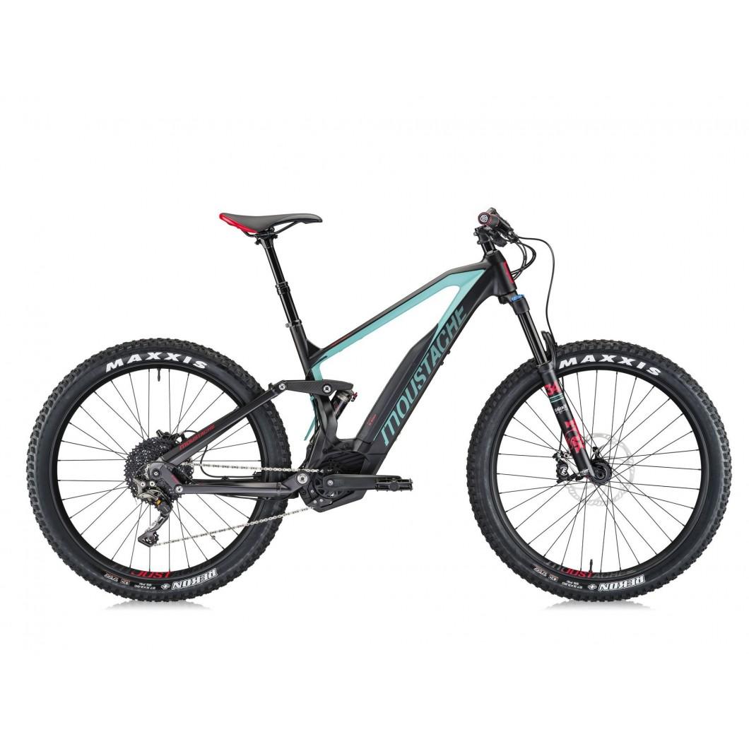 Vélo electrique Moustache Samedi 27 Trail 9 Carbon 2018