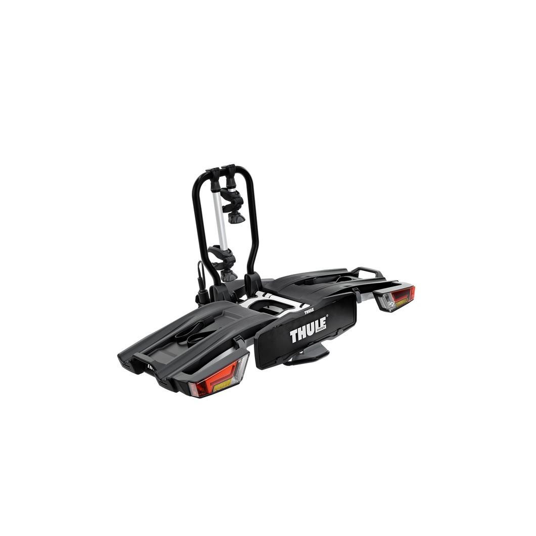 Porte vélo pliant électriques THULE EasyFold XT 2 pour attelage