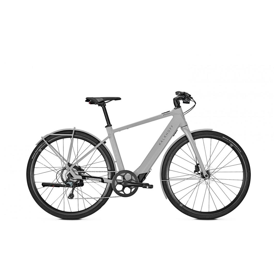 Vélo électrique KALKHOFF BERLEEN ADVANCE G10 2018
