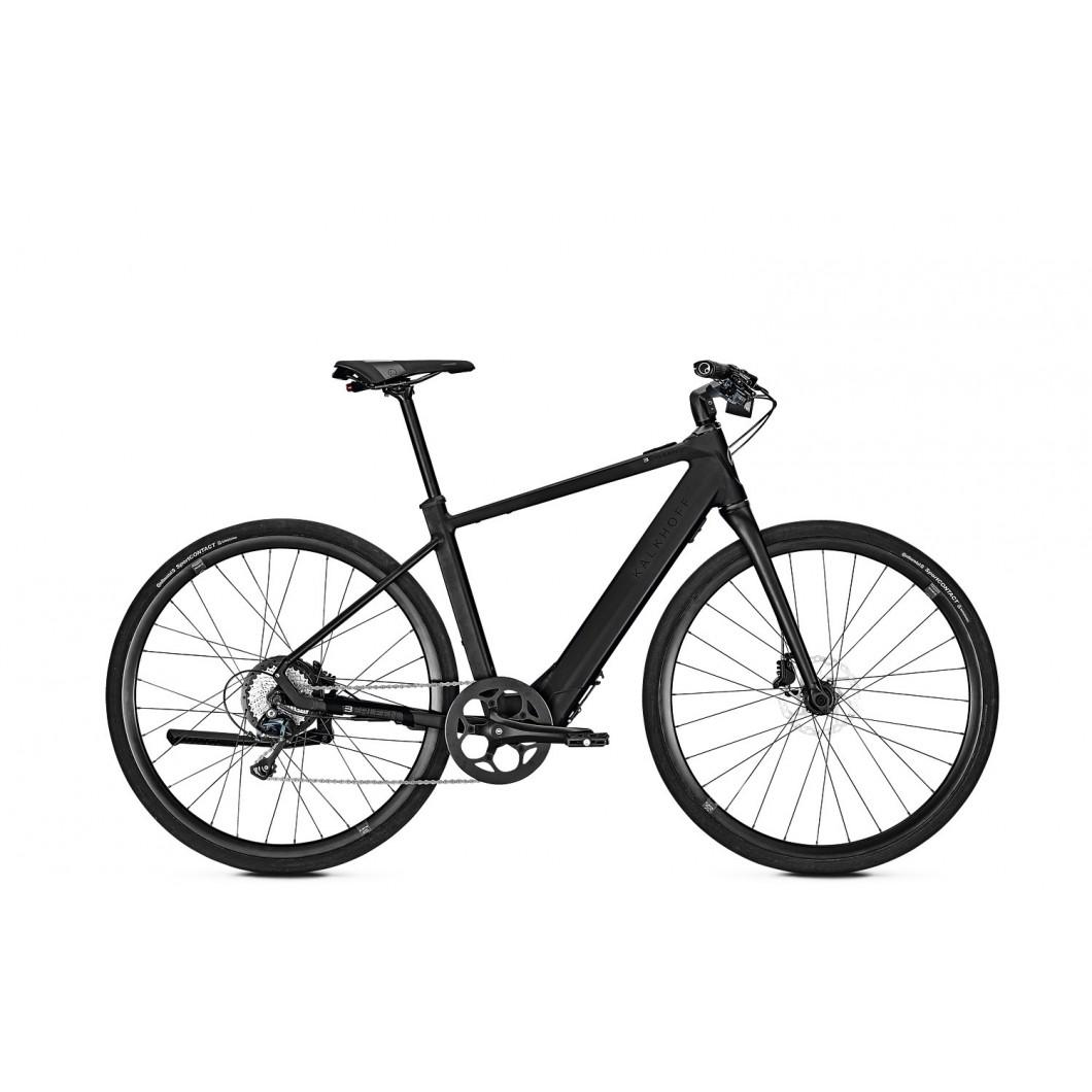 Vélo électrique KALKHOFF BERLEEN PURE ADVANCE G10 2018