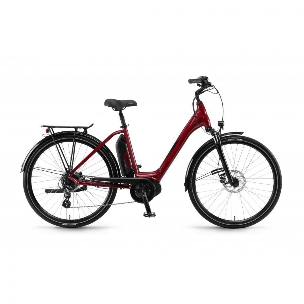 Vélo électrique WINORA Sima 7 2018