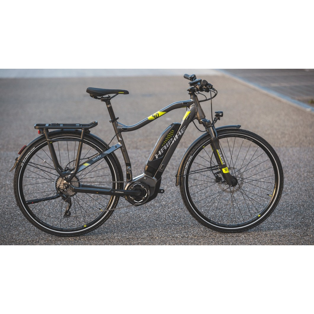 VTT ÉLECTRIQUE / VTTAE HAIBIKE SDURO Trekking 4.0 2018