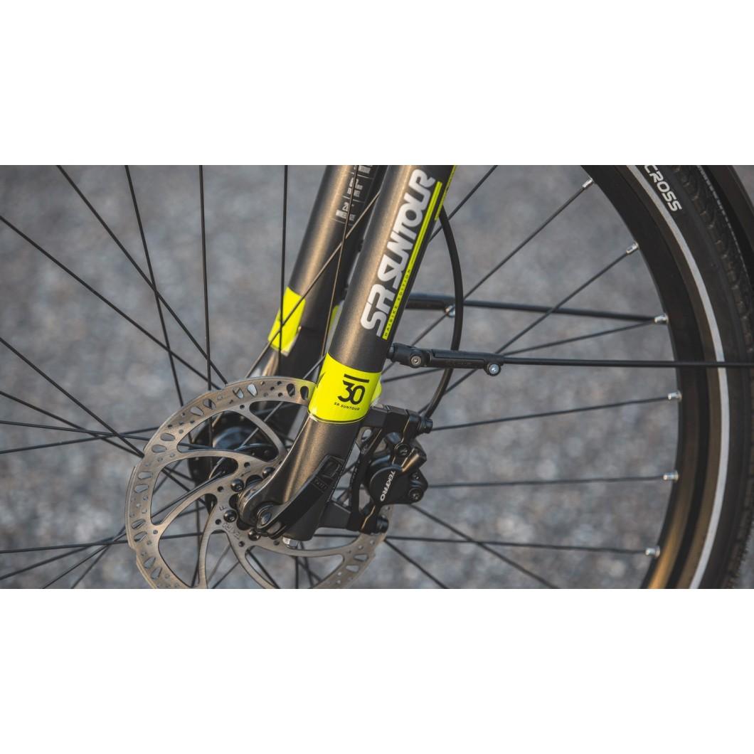 Vélo électrique rando HAIBIKE SDURO Trekking 4.0 2018