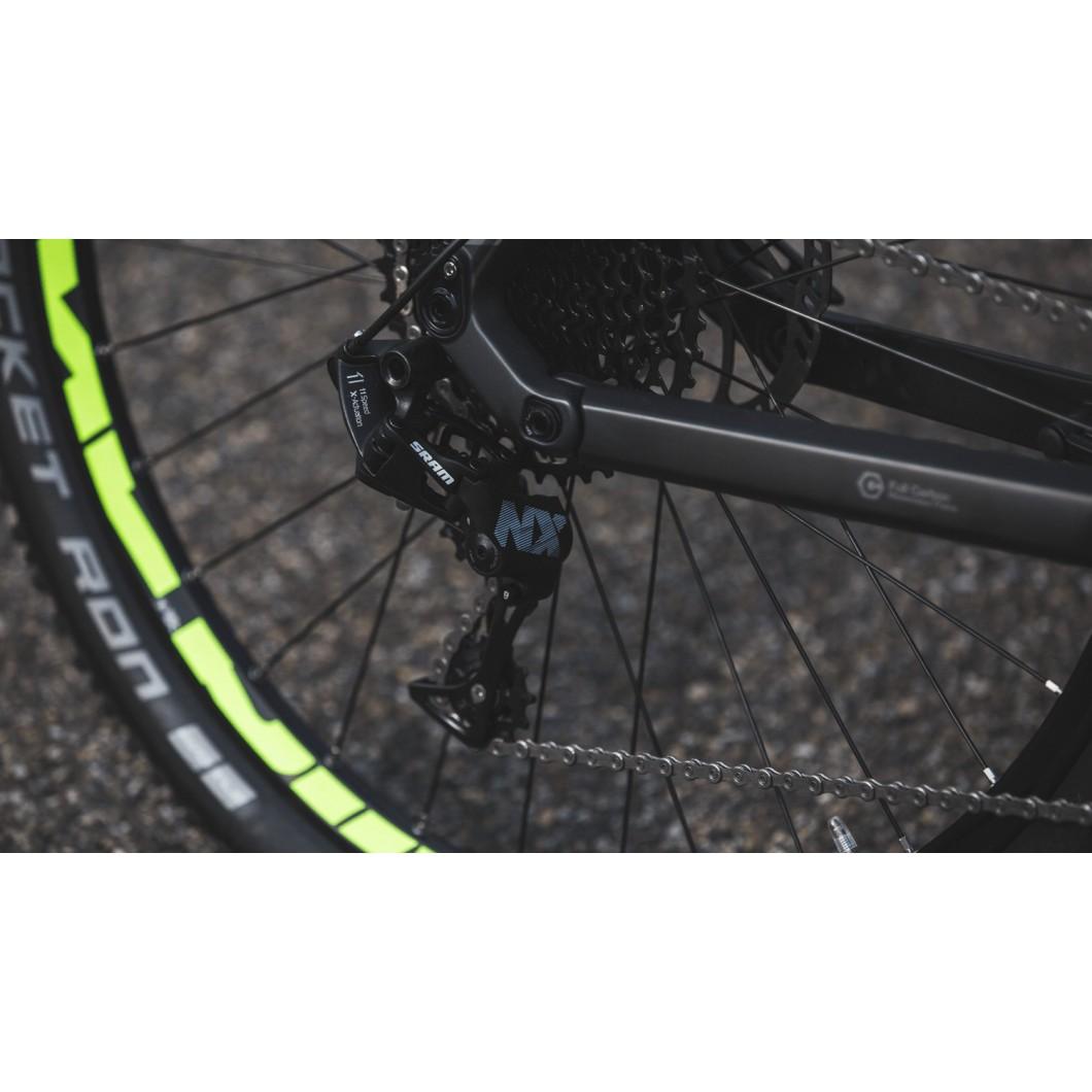 VTT ÉLECTRIQUE / VTTAE HAIBIKE XDURO FullSeven Carbon 8.0 2018
