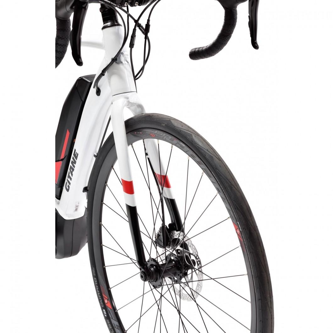 Vélo route électrique GITANE eRAPID Tiagra Yamaha 2018