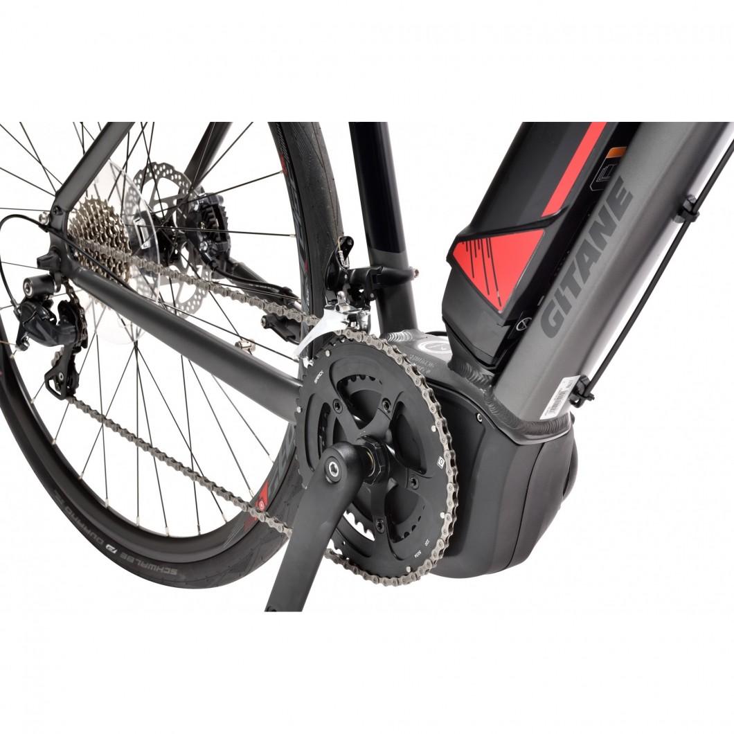 Vélo de route électrique GITANE e-RAPID Ultegra Yamaha 2018