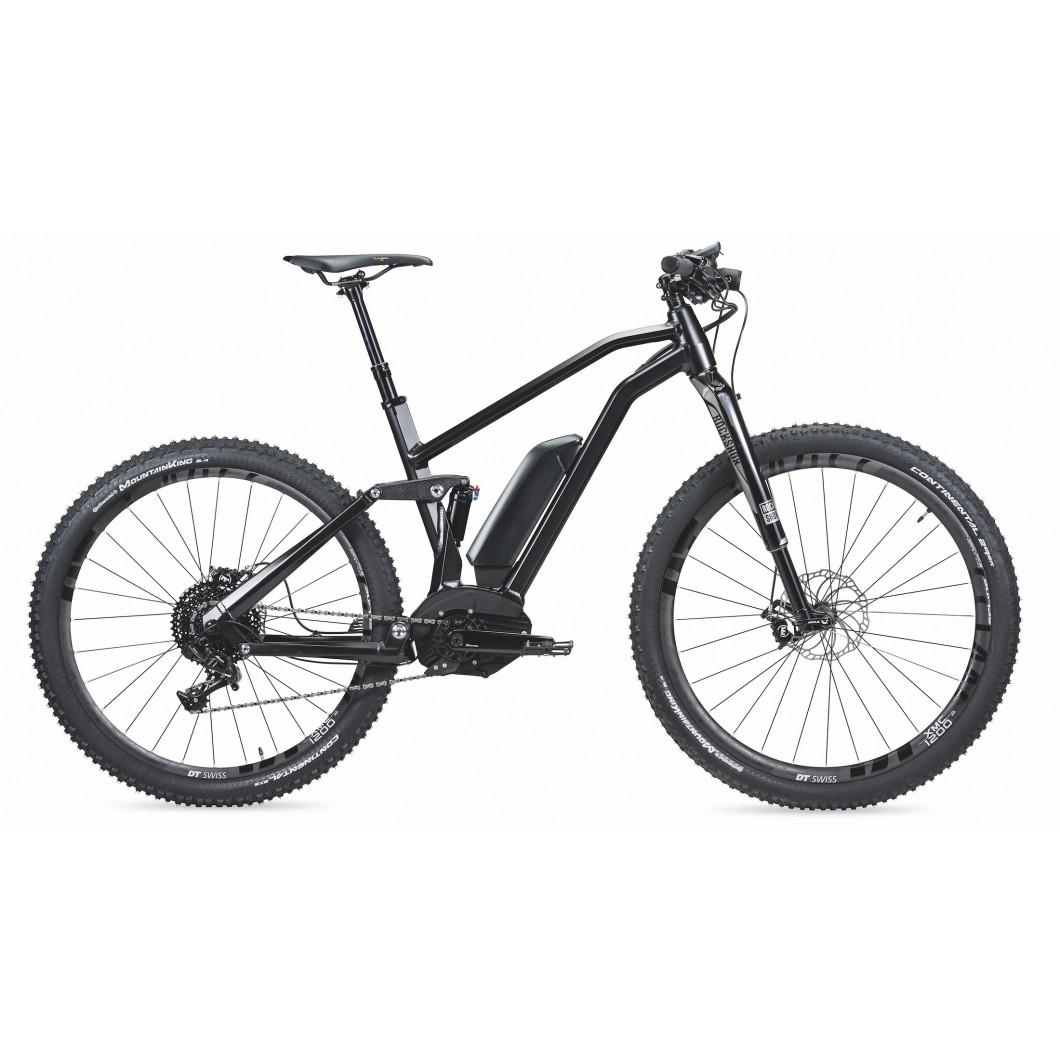 Vélo électrique haut de gamme VTTAE MOUSTACHE MUD 2016 STARCKBIKE