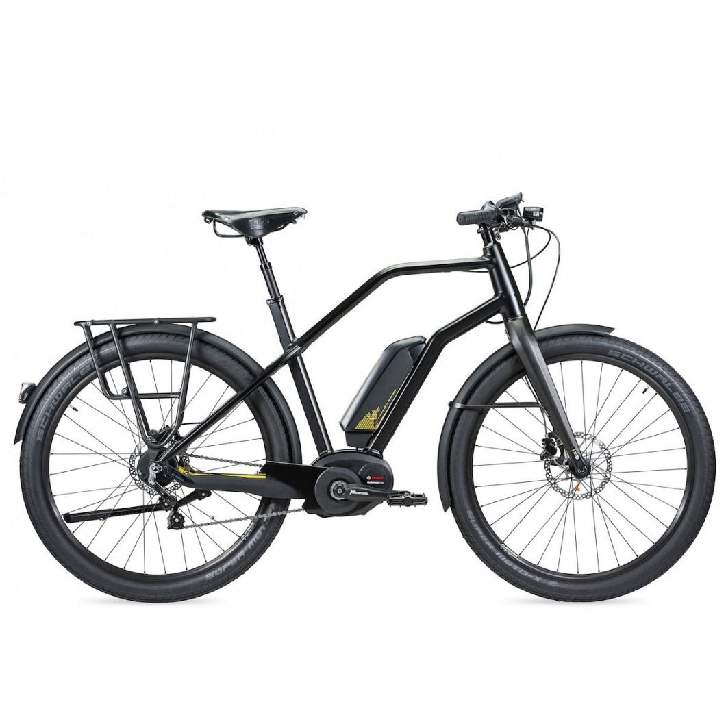 Vélo électrique Moustache Friday 27 Black 7 2017