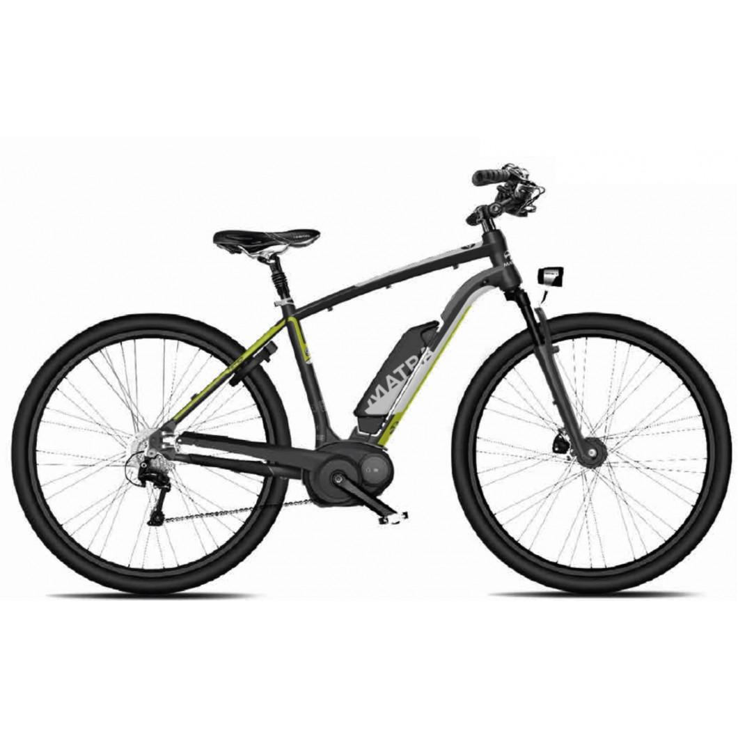 Vélo électrique MATRA iStep SuperLight D9 Man 2018