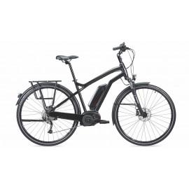 vélo électrique MOUSTACHE Samedi 28 Black 2017 VÉLO ÉLECTRIQUE CHEMIN