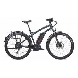 vélo électrique MOUSTACHE Samedi 27 XRoad 3 Black 2017 VÉLO ÉLECTRIQUE CHEMIN