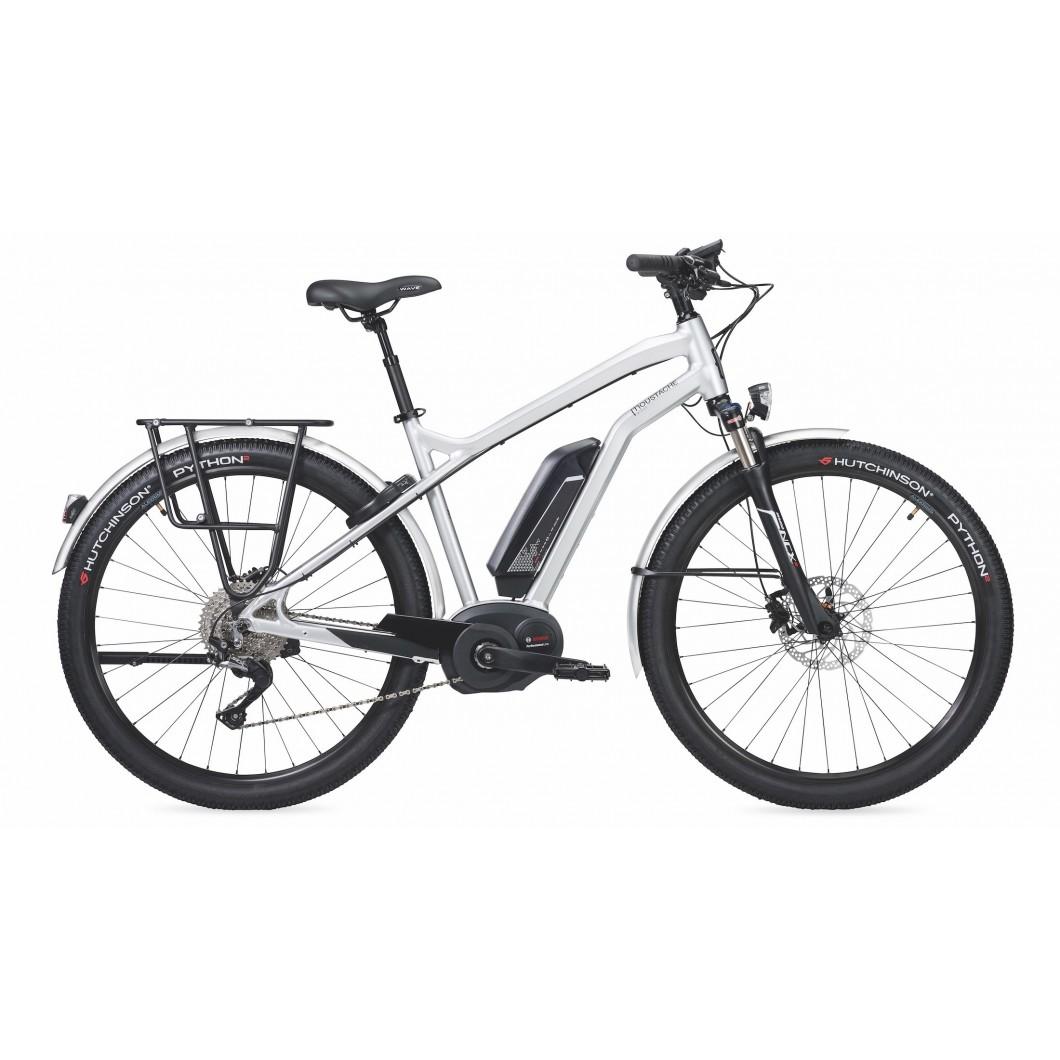 vélo électrique MOUSTACHE SAMEDI 27 XROAD 5 2017