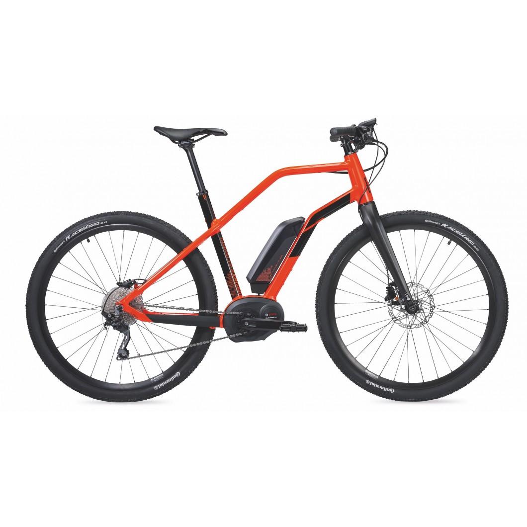 Vélo électrique route MOUSTACHE DIMANCHE 28 XROAD 2017