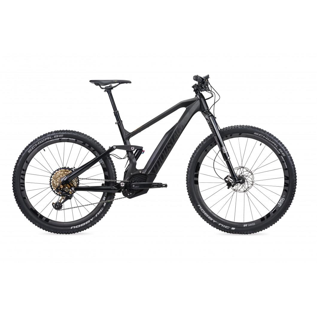 Vélo électrique MOUSTACHE SAMEDI 27 TRAIL LIMITED 2017