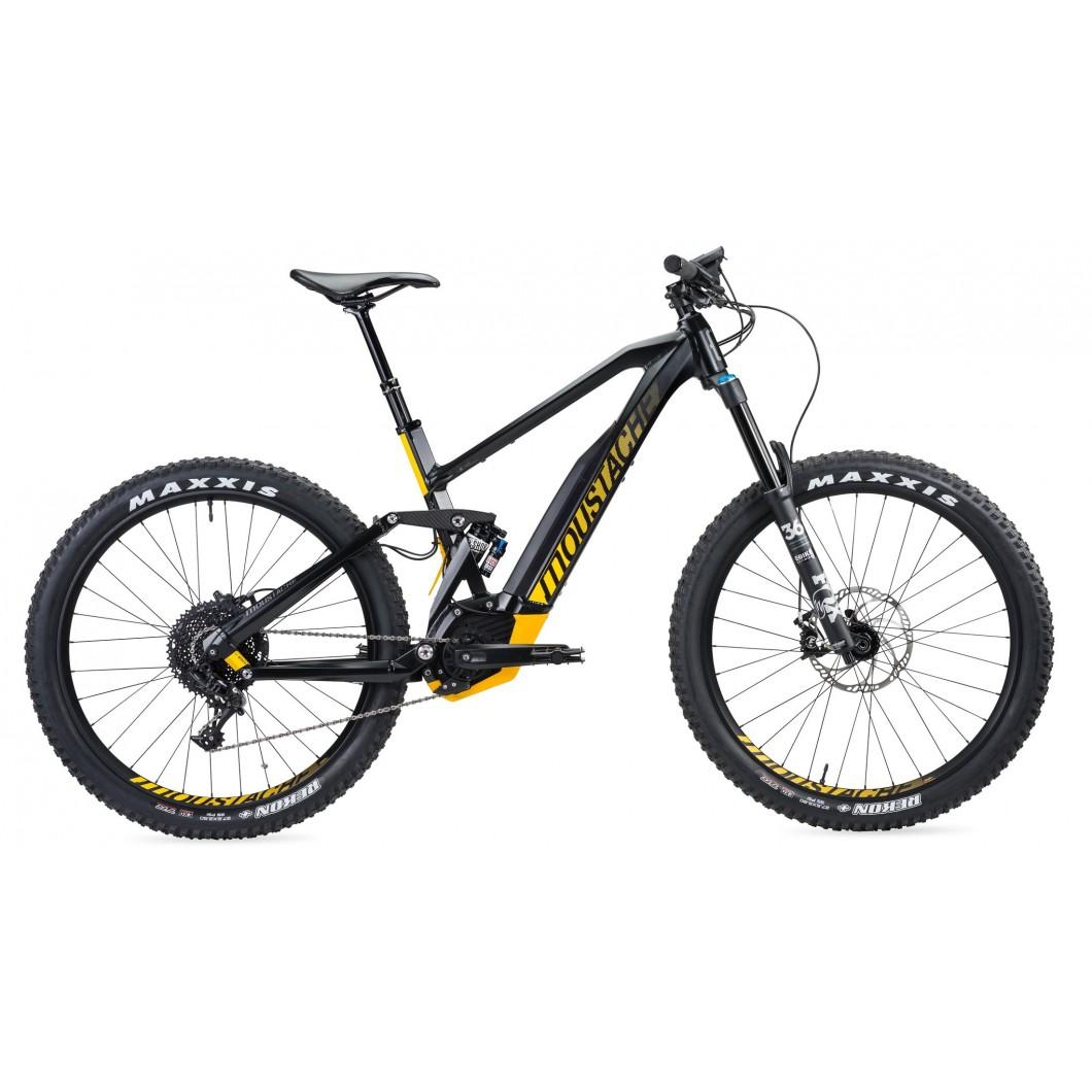 Vélo électrique MOUSTACHE SAMEDI 27 RACE 8 2017