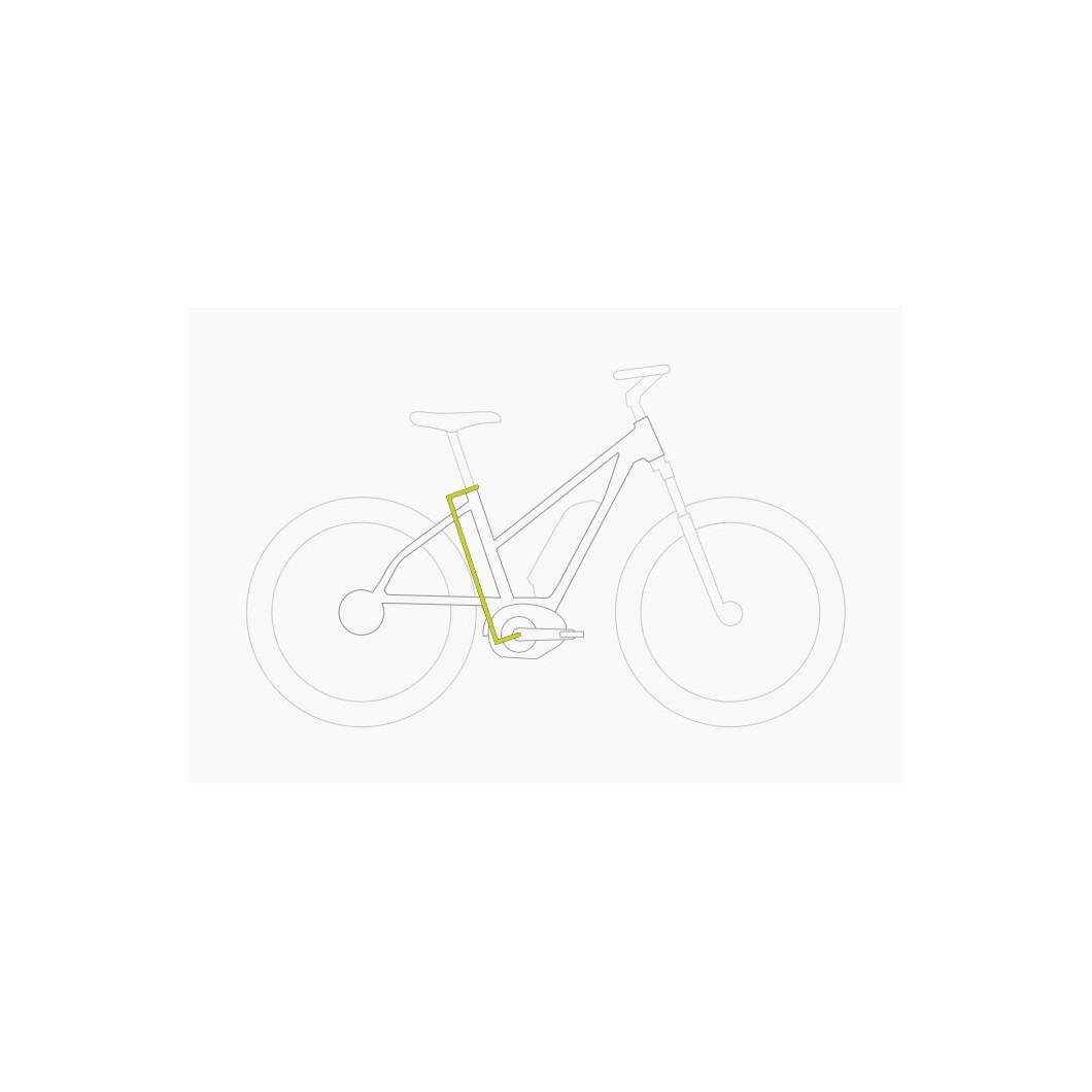 Vélo électrique Riese & Muller Charger Mixte GT Nuvinci 2018