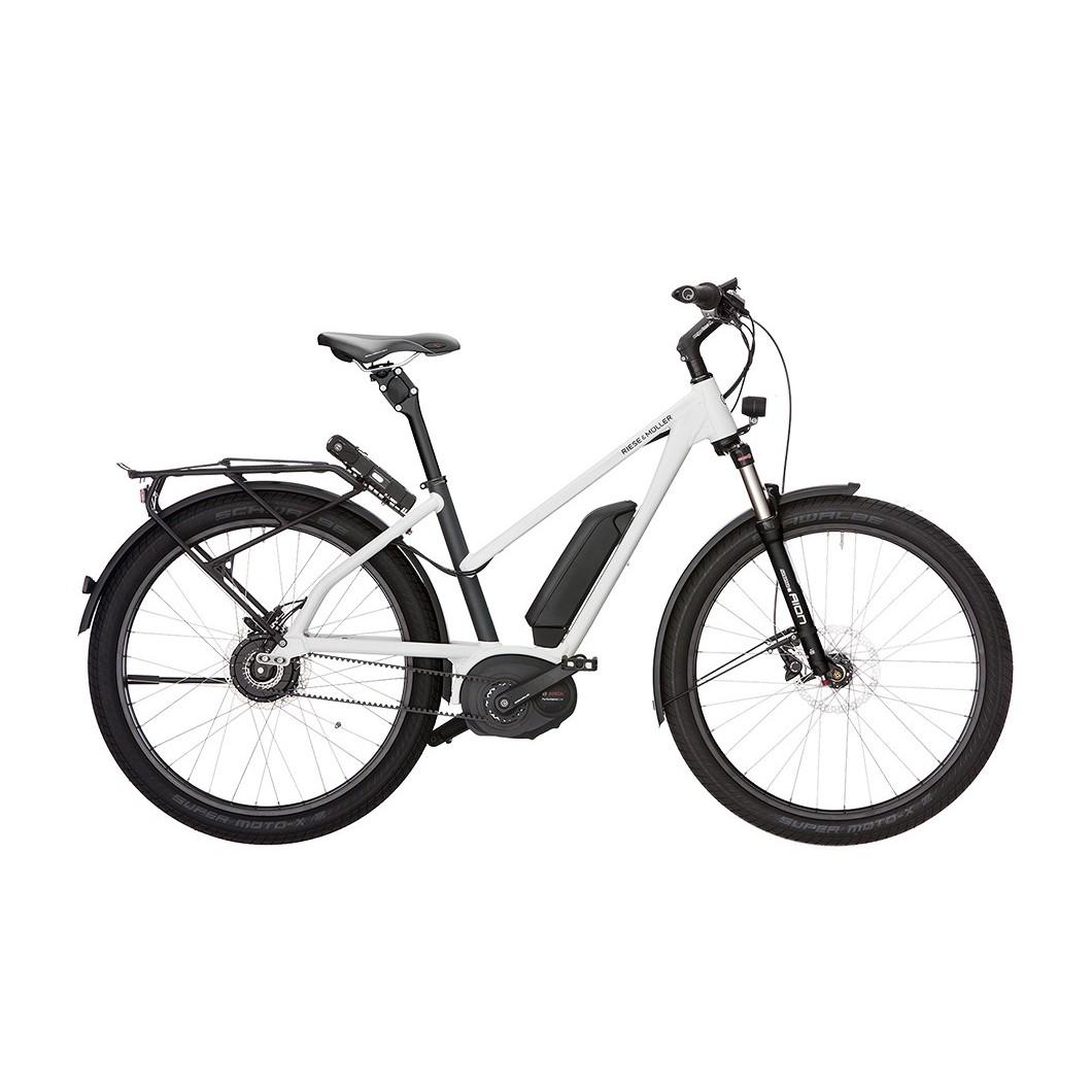 Vélo électrique Riese & Muller Charger Mixte GH Nuvinci 2018