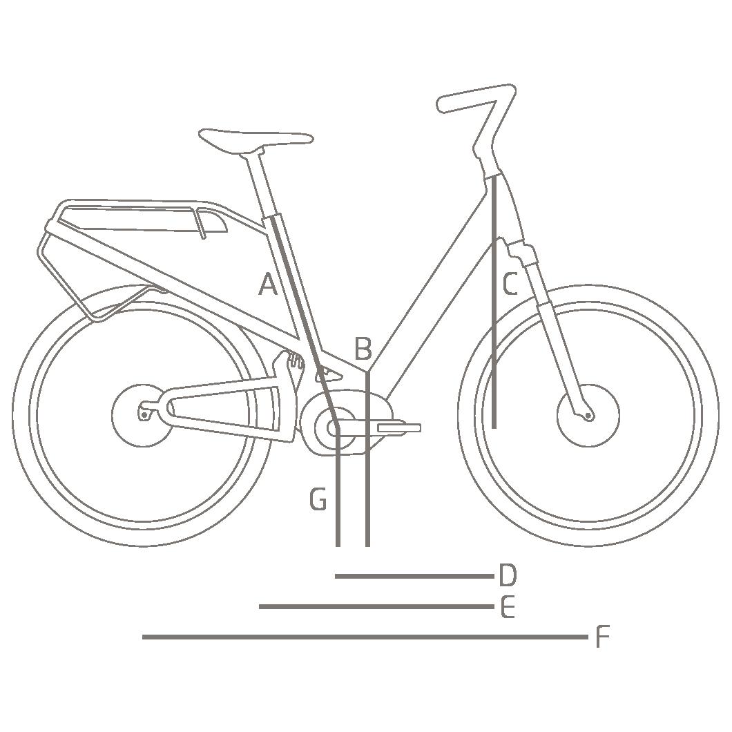 Vélo électrique Riese & Muller Culture Rohloff 2018