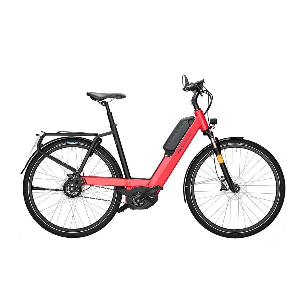 Vélo électrique Riese & Muller Nevo Nuvinci HS 2018
