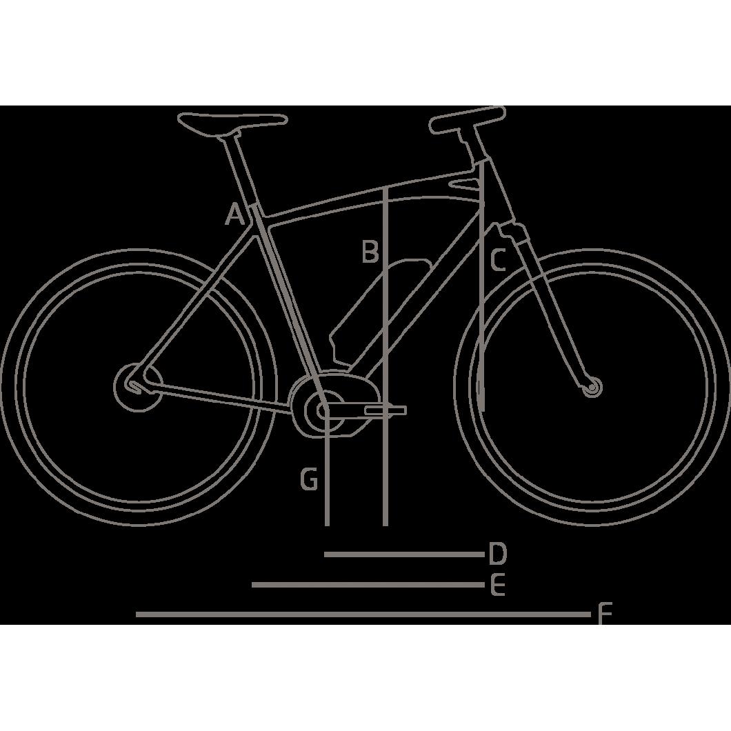 Vélo électrique Riese & Muller Cruiser Nuvinci HS 2018