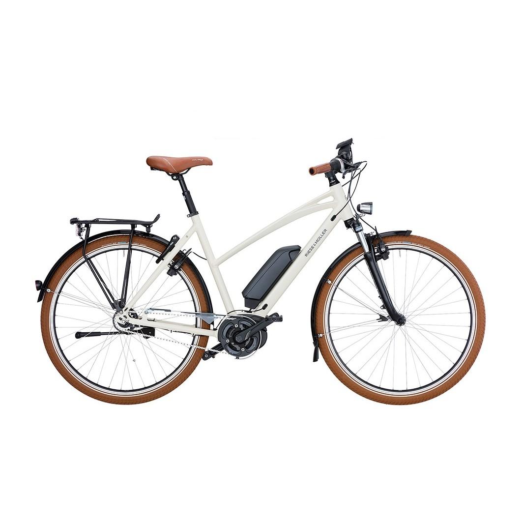 Vélo électrique Riese & Muller Cruiser Mixte City Rétropédalage 2018
