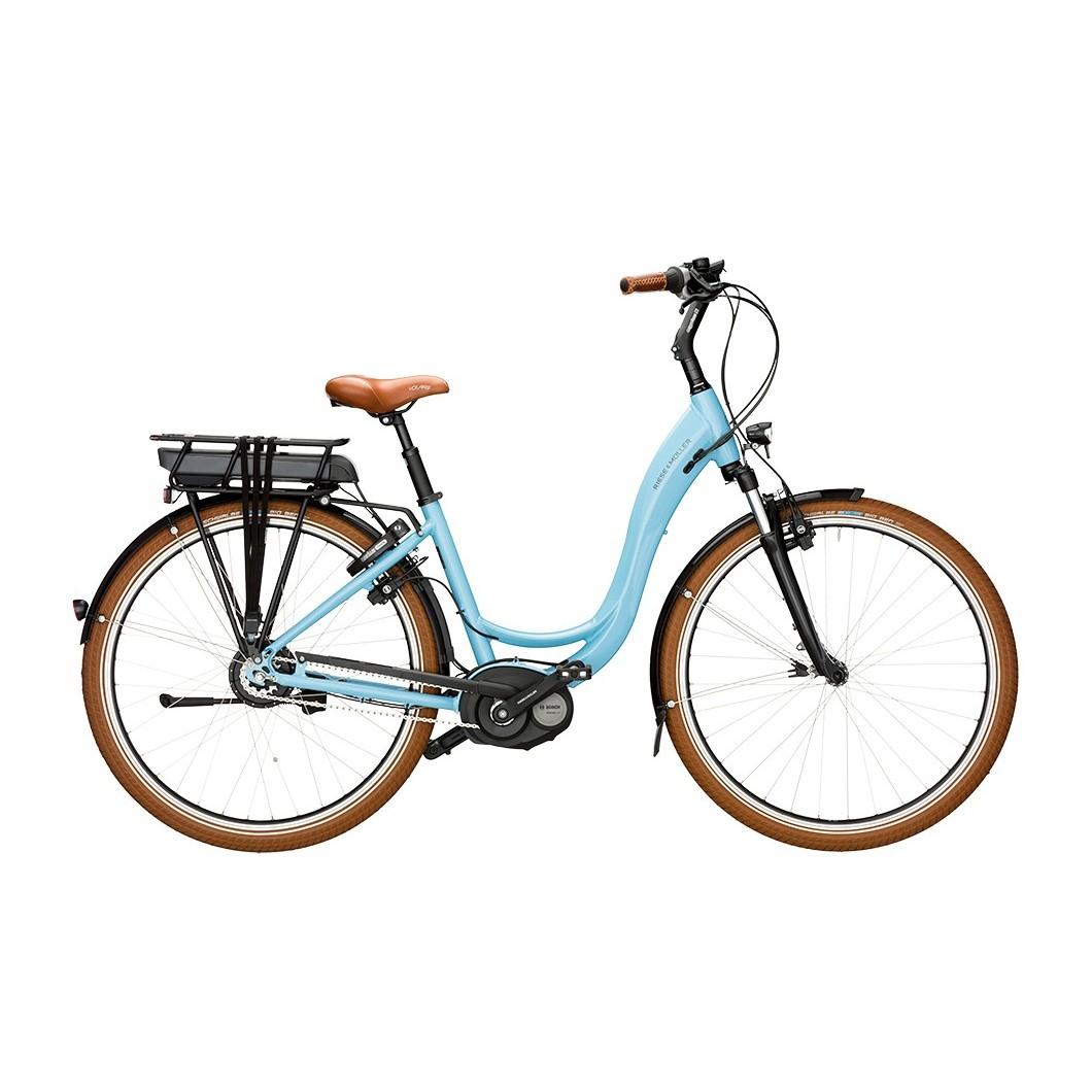 Vélo électrique Riese & Muller Swing Automatic 2018