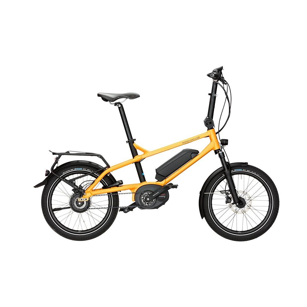 Vélo électrique Riese & Muller Tinker City 2018