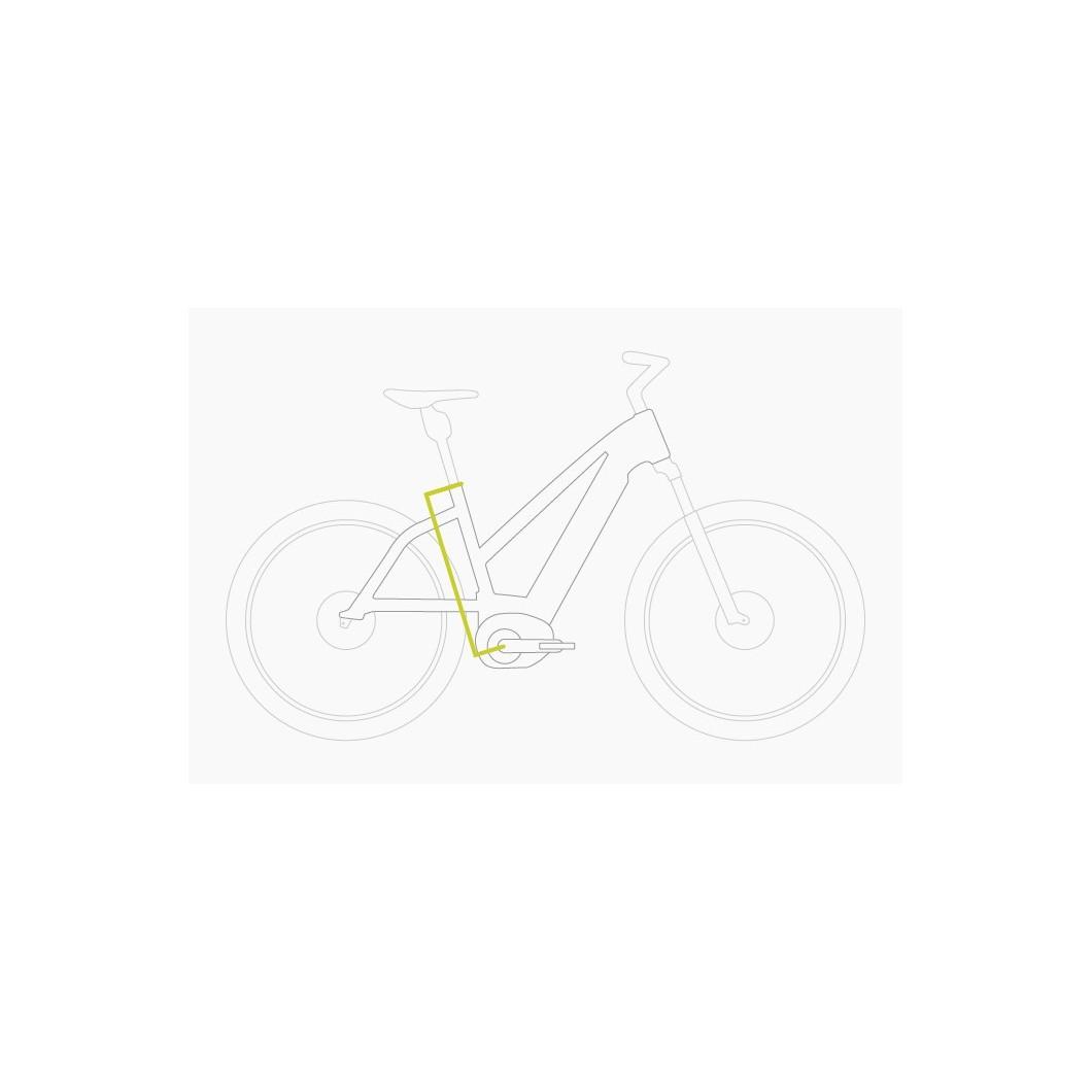 Vélo électrique Riese & Muller New Charger Mixte Touring 2018