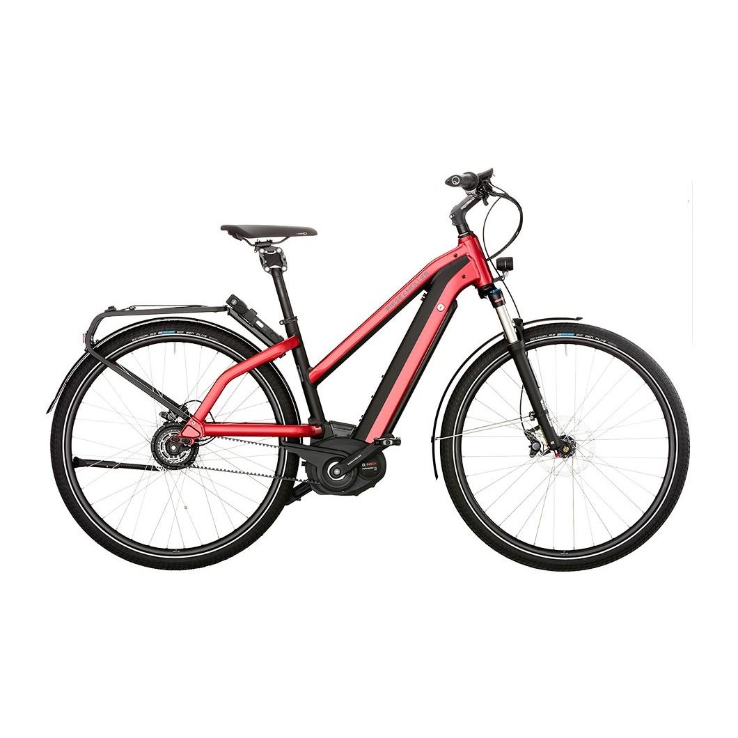 Vélo électrique Riese & Muller New Charger Mixte Nuvinci HS 2018