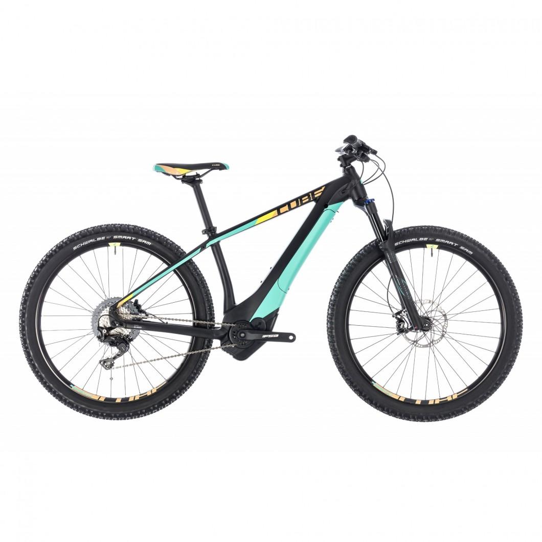 VTT ÉLECTRIQUE / VTTAE CUBE ACCESS HYBRID SL 500 2018