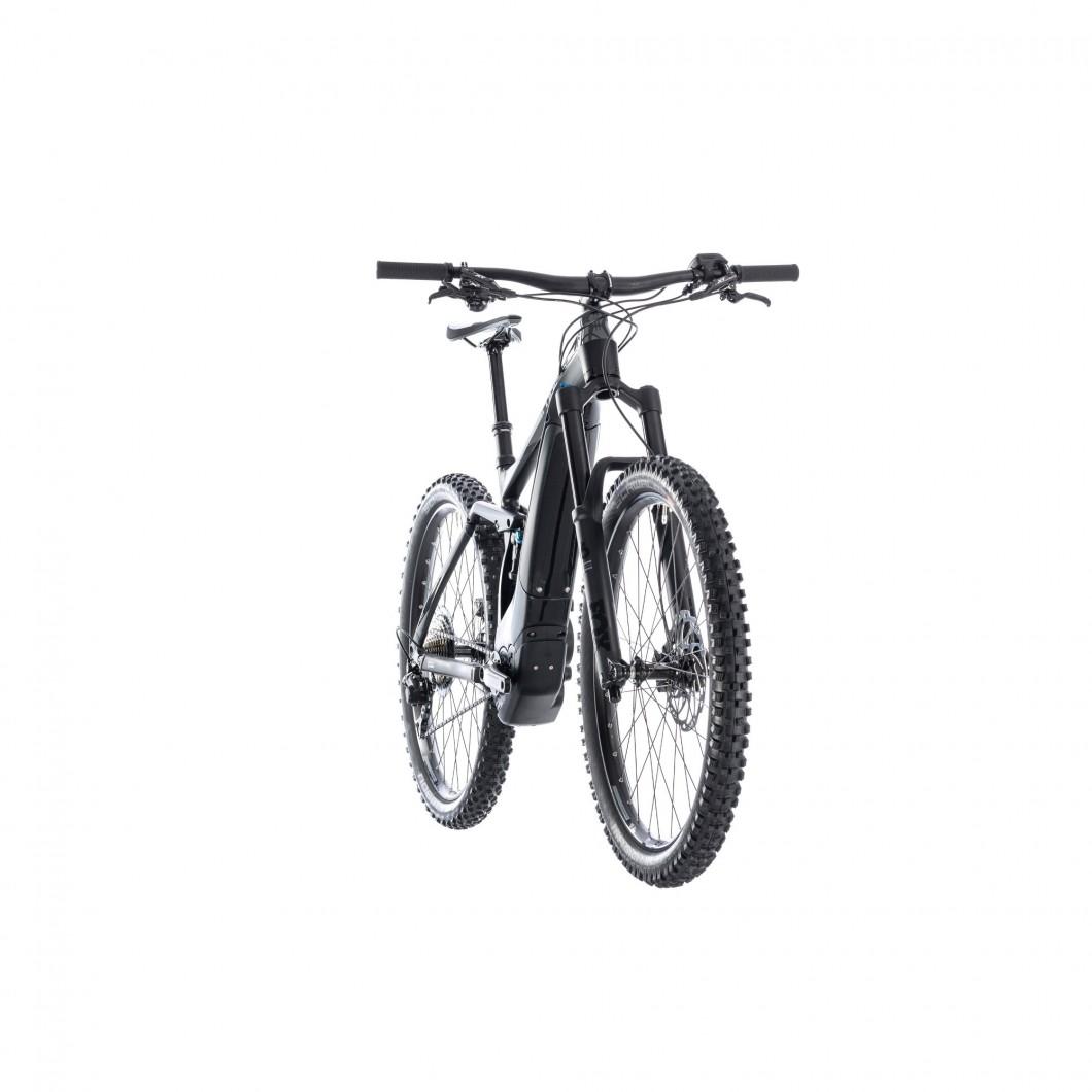 VTT ÉLECTRIQUE / VTTAE CUBE STEREO HYBRID 160 SL 500 27.5 2018