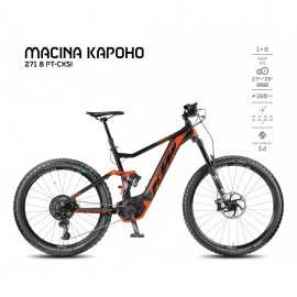 MACINA KAPOHO 271 8 PT-CX5I 2018