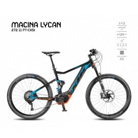 MACINA LYCAN 272 11 PT-CX5I 2018
