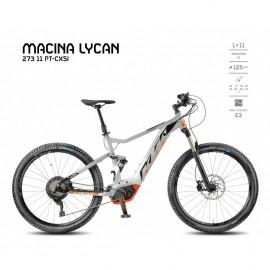 MACINA LYCAN 273 11 PT-CX5I 2018