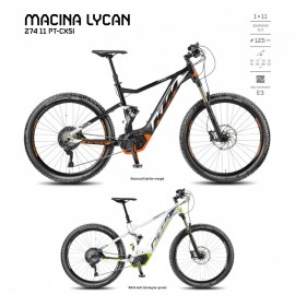 MACINA LYCAN 274 11 PT-CX5I 2018