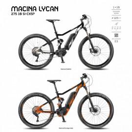 MACINA LYCAN 275 10 SI-CX5P 2018