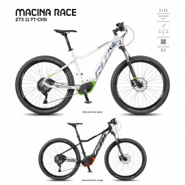 MACINA RACE 273 11 PT-CX5I 2018
