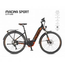 MACINA SPORT 11 PT-CX5I 2018