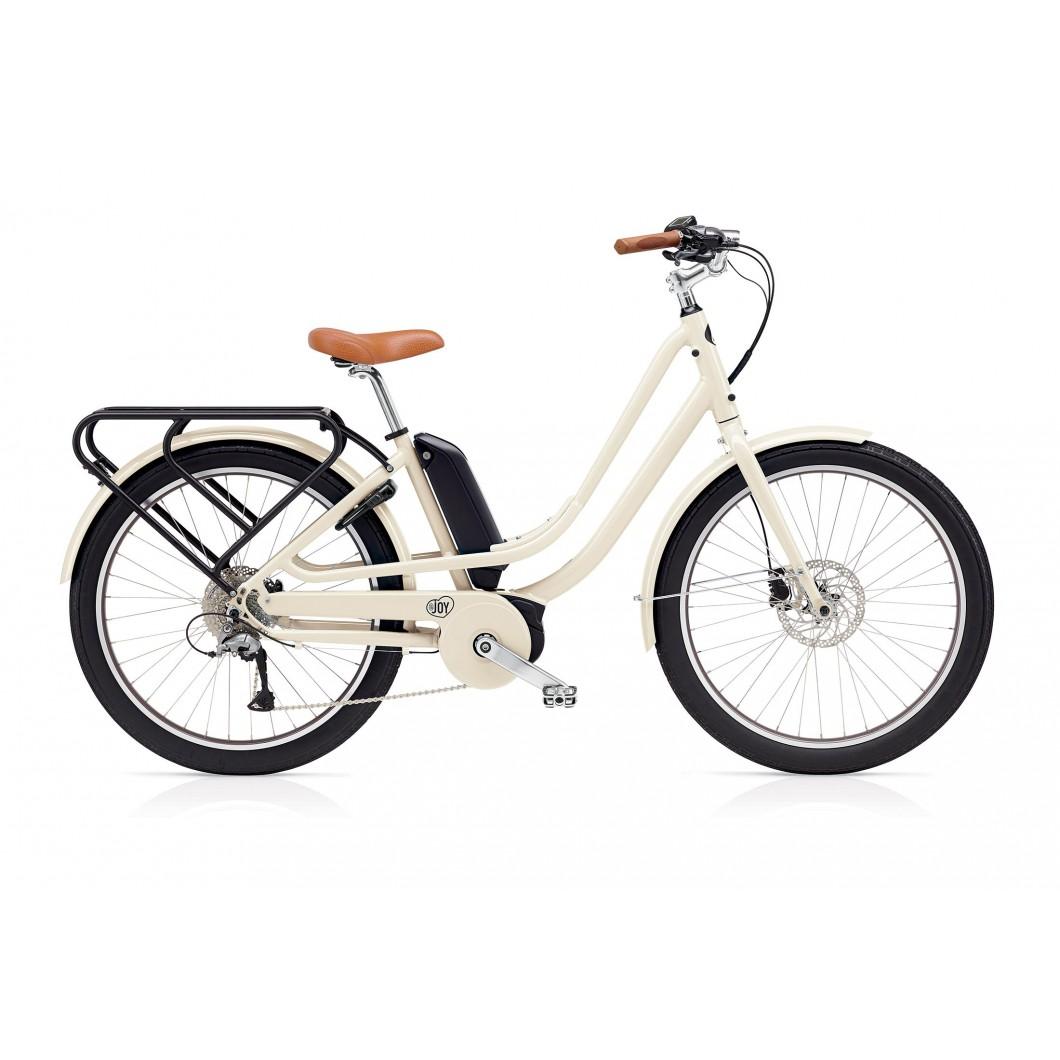 Vélo électrique cargo BENNO EJOY 2018