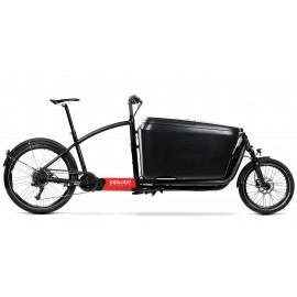 Vélo électrique cargo biporteur DOUZE Cycles G4e VÉLO ÉLECTRIQUE CARGO