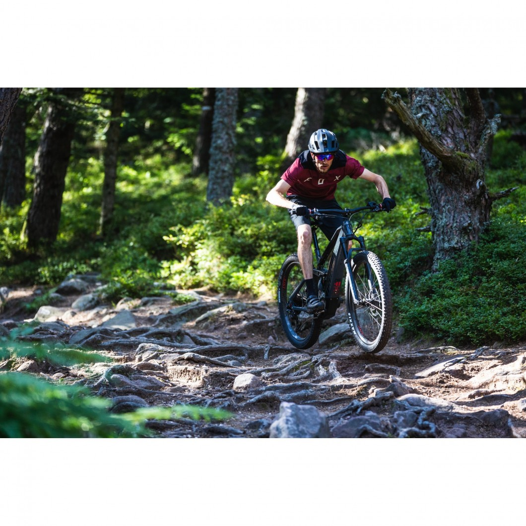 VÉLO ÉLECTRIQUE MOUSTACHE Samedi 27 Trail 9 Carbon 2019 • Vélozen