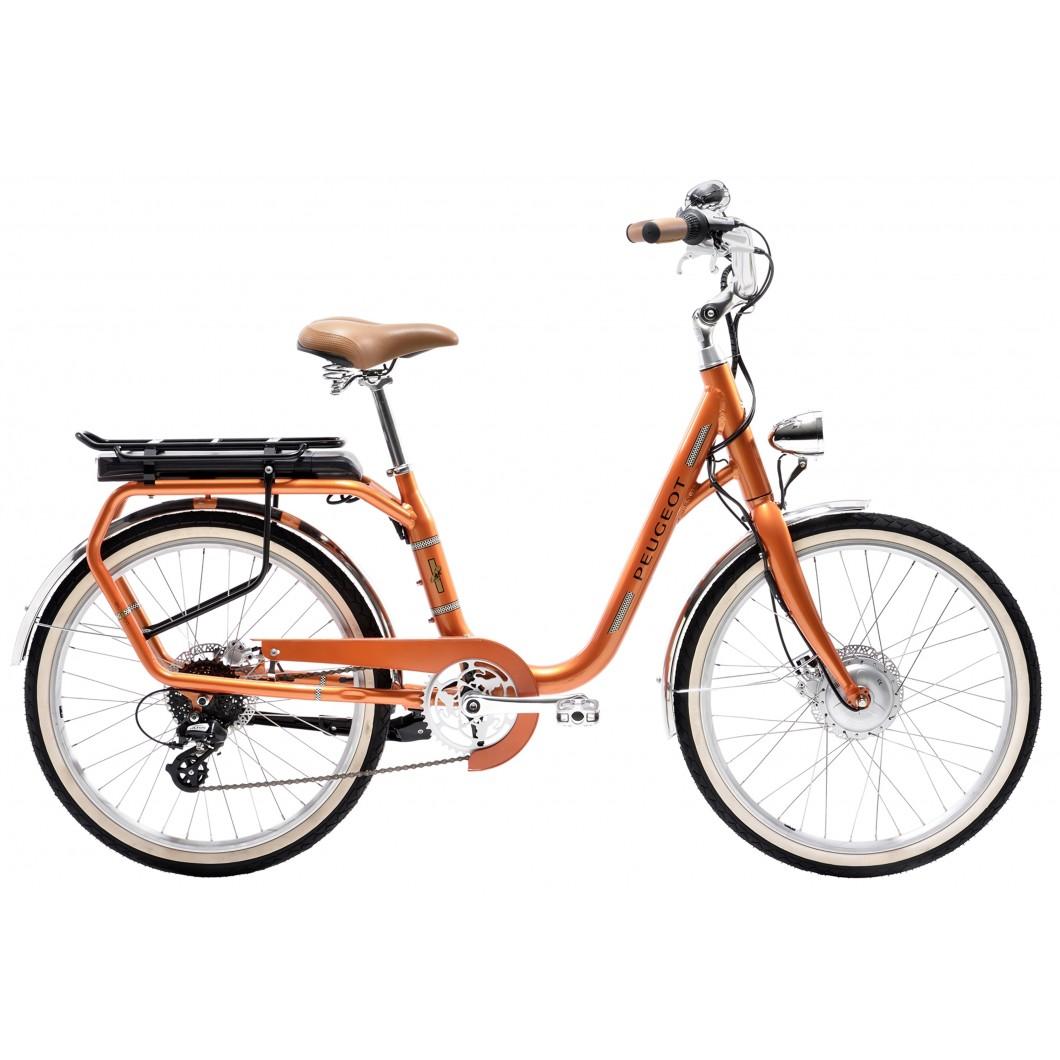"""Vélo électrique Peugeot ELC01 e-Legend 24"""" 2019"""