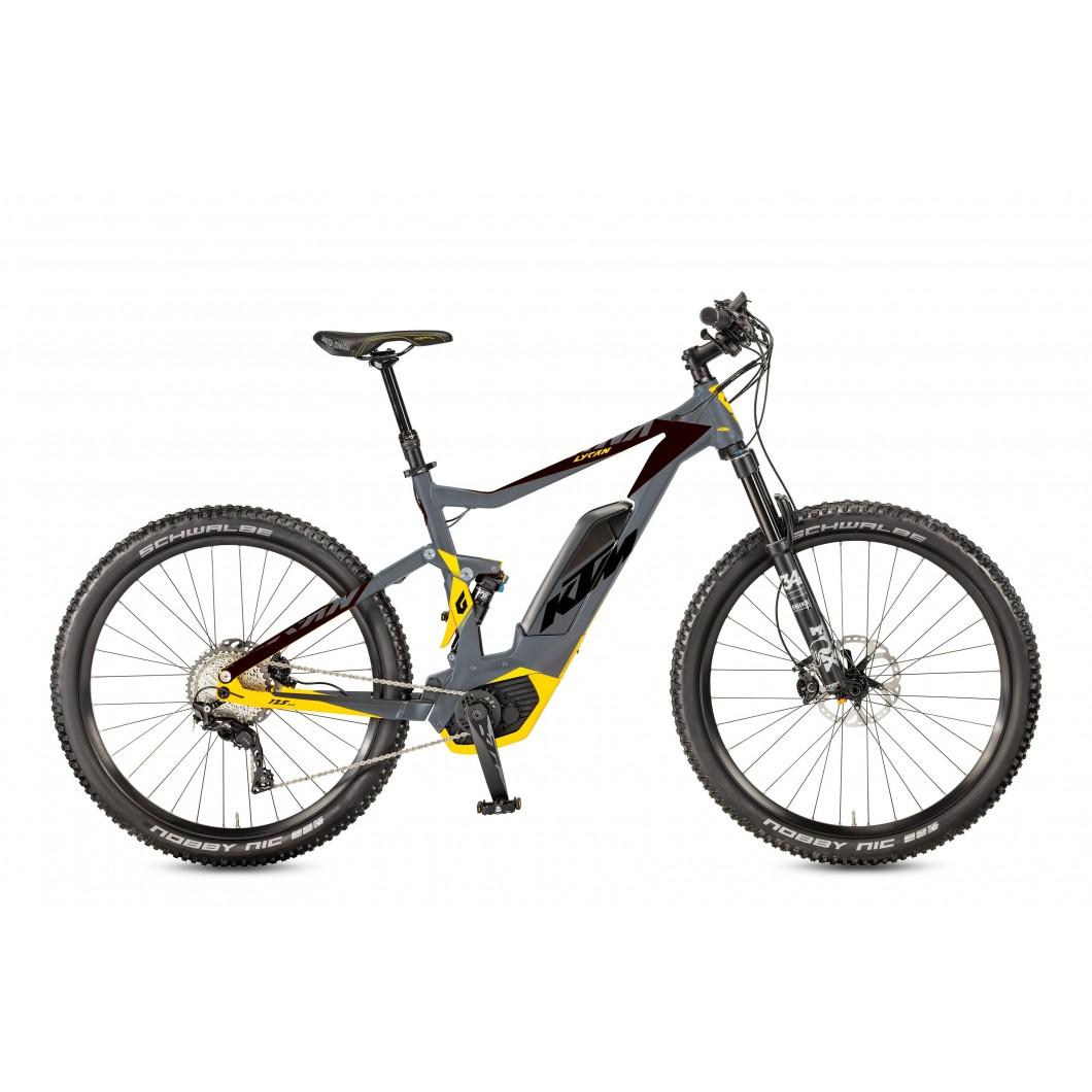 Vélo électrique KTM MACINA LYCAN 27.2 2017
