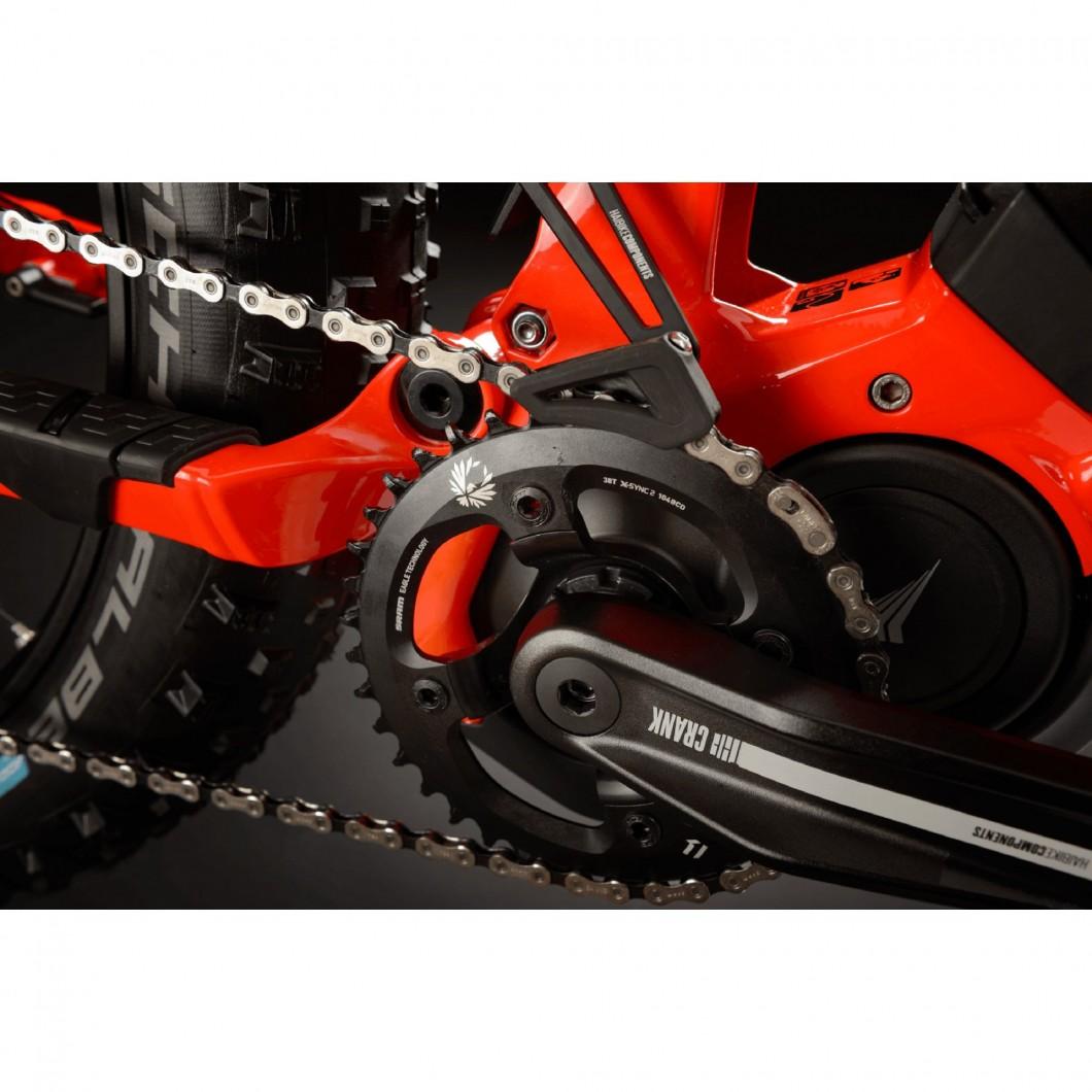 VTTAE HAIBIKE XDURO FullFatSix 10.0 2019 Fatbike