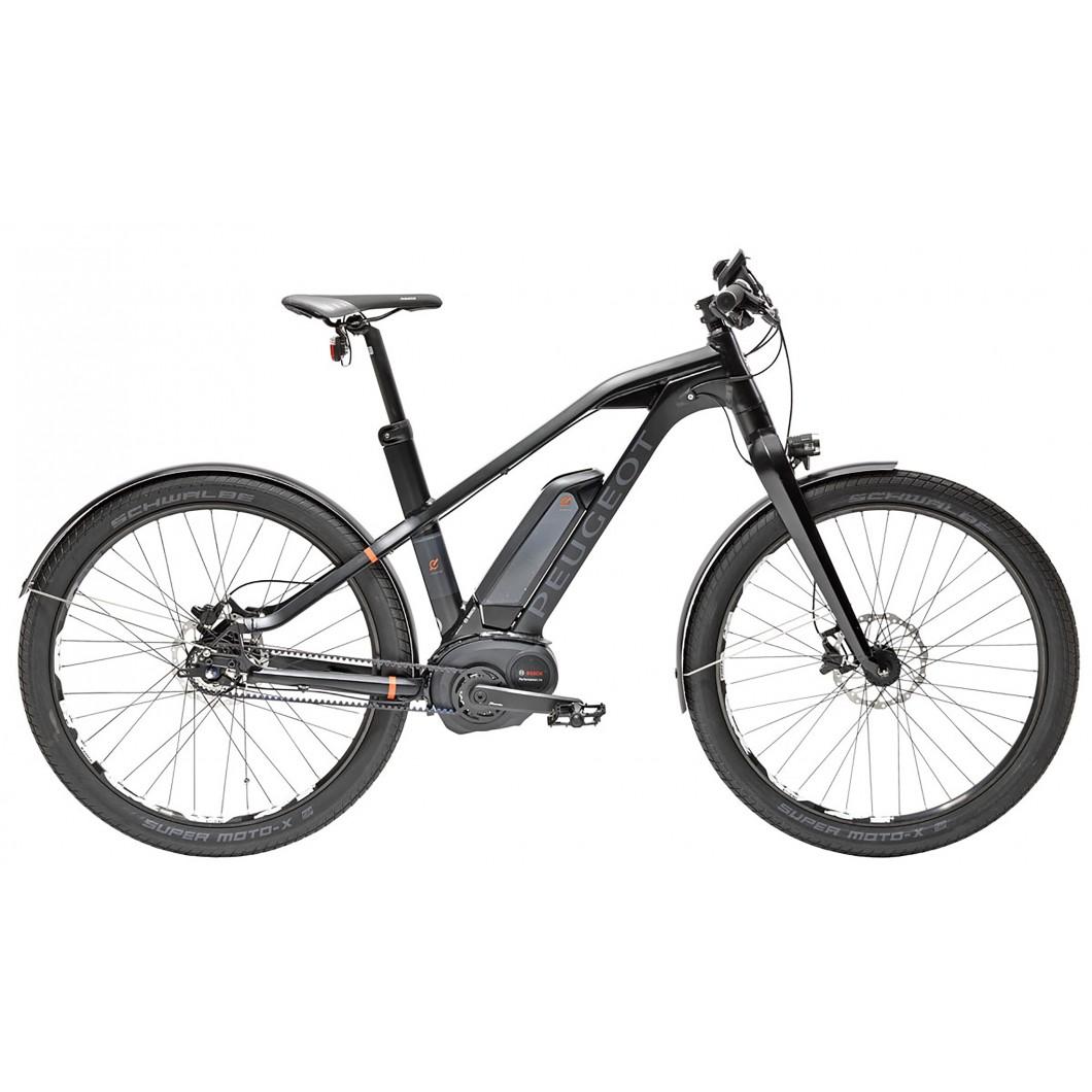 Vélo électrique Peugeot Eu01 Street 2017